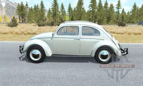 Volkswagen Beetle 1963 v1.1 pour BeamNG Drive