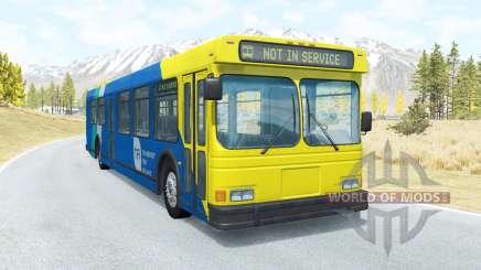 Wentward DT40L Dublin Bus skin pack v1.4 pour BeamNG Drive