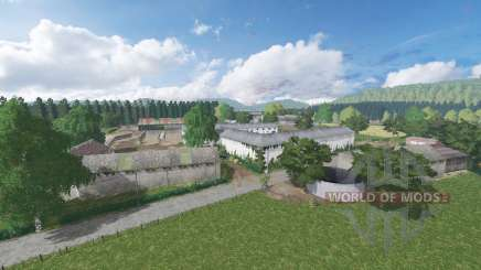 The Valley The Old Farm v1.0.2.2 pour Farming Simulator 2017